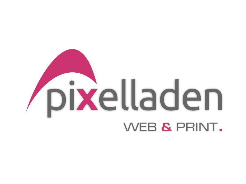 Das Logo zuerst - pixelladen.de